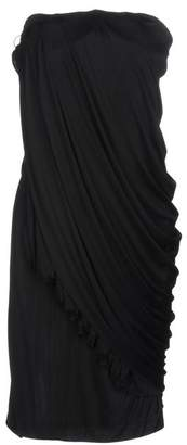 Les Hommes Knee-length dress