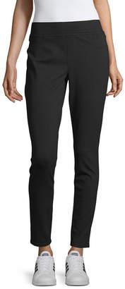 Arizona Womens High Waisted Skinny Pull-On Pants-Juniors
