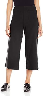 Paris Sunday Women's Wide Leg Crop Pant