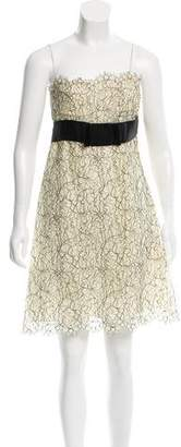 Marc Jacobs Lace Bow Dress