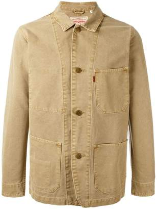 Levi's Engineers denim jacket