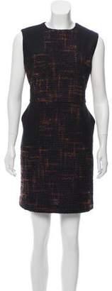 RED Valentino Wool Sleeveless Dress