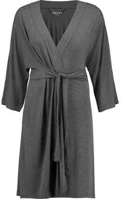 DKNY Stretch-Modal Jersey Robe