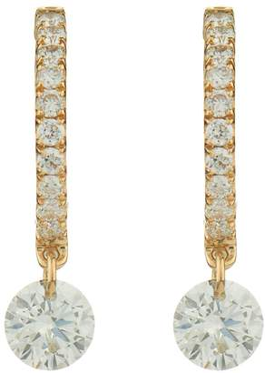 RAPHAELE CANOT Set Free diamond & yellow-gold earrings