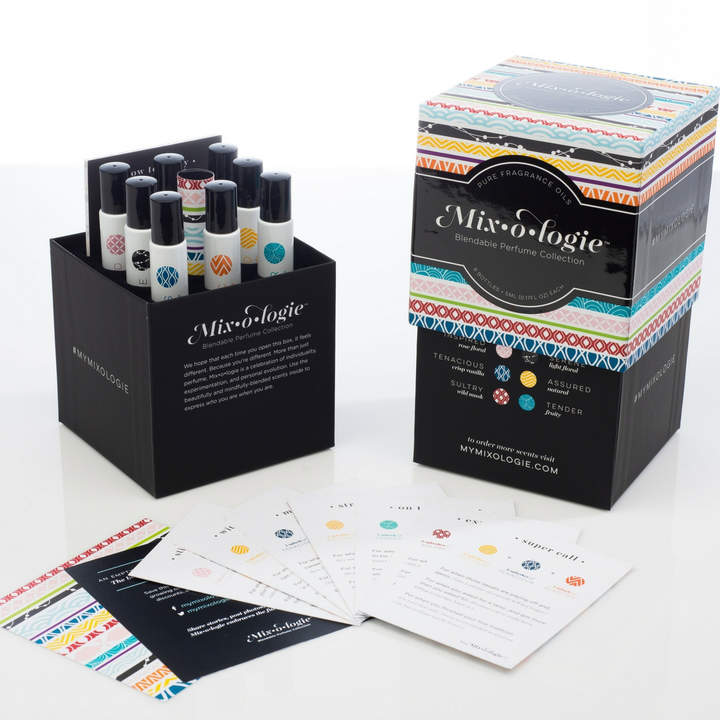 Mixologie Blendable Perfume Collection Gift Set