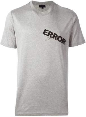 Lanvin Error T-shirt