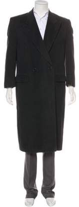 Giorgio Armani Wool & Cashmere Overcoat wool Wool & Cashmere Overcoat