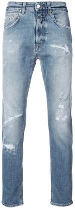 Closed distressed style jeans