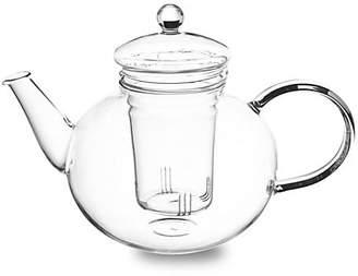 Grosche Monaco Two-Piece Glass Teapot and Glass Infuser Set/50 oz.