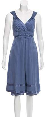 Marc by Marc Jacobs Silk Knee-Length Dress