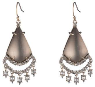 Alexis Bittar Crystal Lace Chandelier Earring