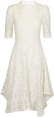 See by Chloe Perforated Dress