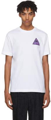 Palm Angels White Palm Icon T-Shirt