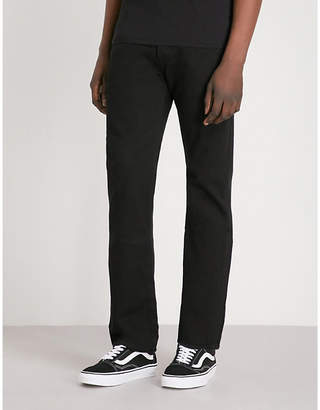 Levi's 501 Original straight mid-rise jeans