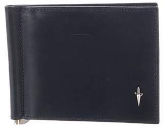Cesare Paciotti Leather Bifold Wallet
