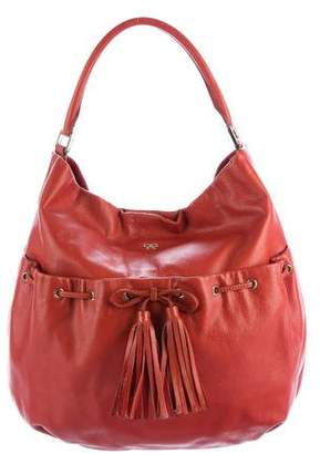 Anya Hindmarch Lacing Leather Hobo