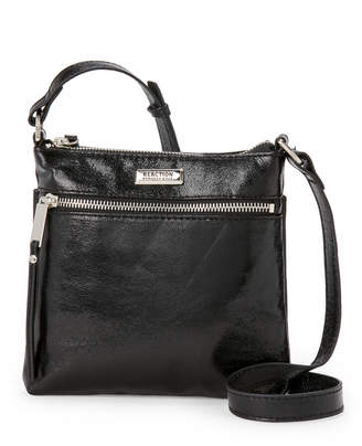 Kenneth Cole Reaction Black Murray Mid Crossbody