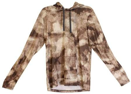 Browning Hipster-vs Hooded Tee ATACS Arid/Urban, Large