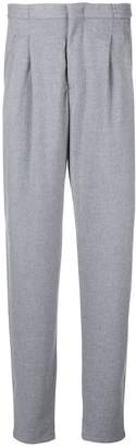 Emporio Armani tapered trousers