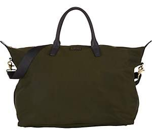 Barneys New York Women's Medium Weekender Bag-Dk. Green