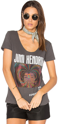 Junk Food Jimi Hendrix Experience Tee in Black $55 thestylecure.com