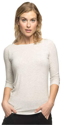 Yala Kai Boatneck 3/4 sleeve relaxed fit Viscose from Bamboo Top