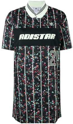 adidas football jersey style dress