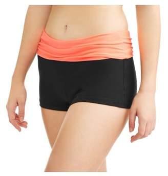 No Boundaries Knit Yoga Short