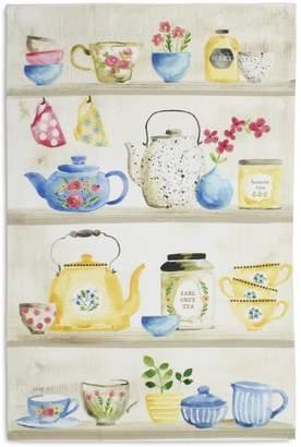 "Sur La Table Tea Cupboard Kitchen Towel, 28"" x 18"""