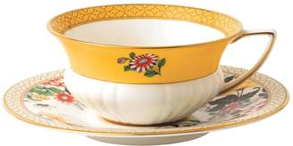 Wedgwood Harlequin Teacup and Saucer