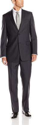 Tommy Hilfiger Men's Pin Stripe Suit