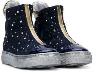Quis Quis embellished ankle boots