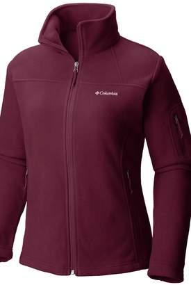 Columbia Rich-Wine Fleece Jacket