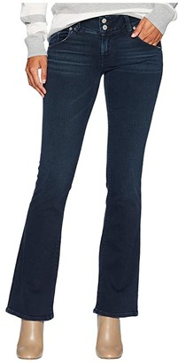 de272245be4 Hudson Jeans Petite Signature Mid-Rise Bootcut in Down N Out