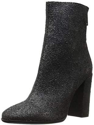 Just Cavalli Women's Glitter Ankle Boot Bootie