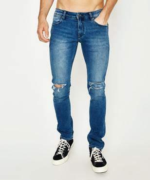 Wrangler Strangler Pub Blue Jean
