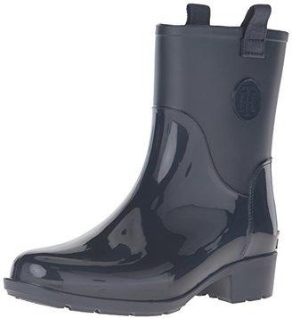 Tommy Hilfiger Women's Khristie Rain Boot $43.87 thestylecure.com