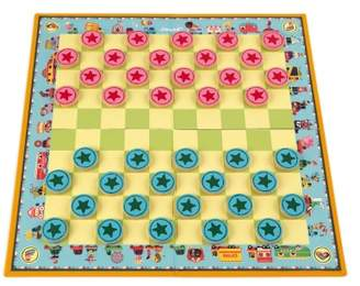 Janod Draughts Game
