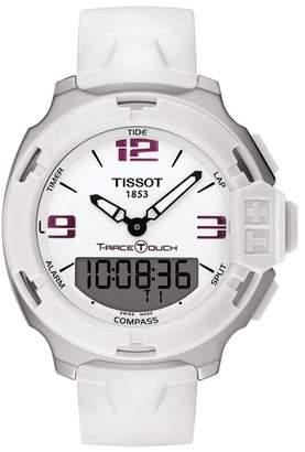 Tissot T-Race Touch Swiss Quartz Sport Watch, 42mm