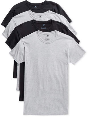 Hanes Men's 4-Pk. Platinum ComfortFit Crew Neck T-Shirts