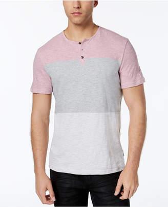 Calvin Klein Jeans Men's Colorblocked Henley