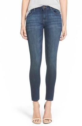 Women's Dl1961 'Margaux' Instasculpt Ankle Skinny Jeans $178 thestylecure.com