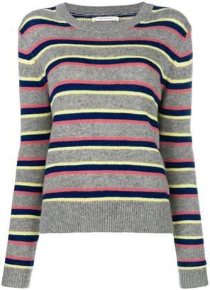 Parker Chinti & striped jumper