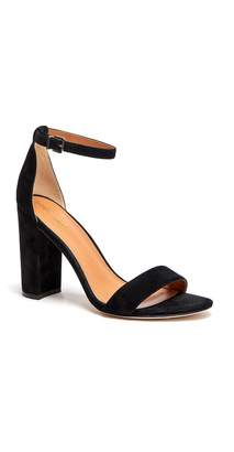 J.Mclaughlin Madison Ankle Strap Sandal in Suede