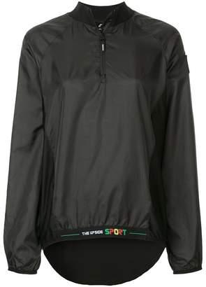 The Upside zipped neck jacket