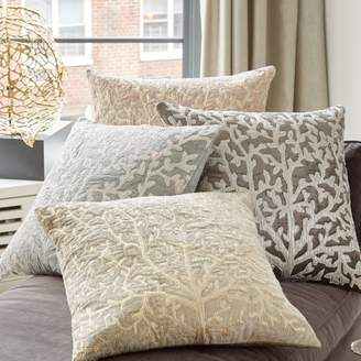 "Michael Aram Tree of Life Appliquéd Velvet Decorative Pillow, 20"" x 20"""