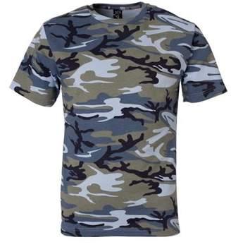Code V Camouflage T-Shirt