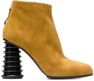 Premiata M4593 ankle boots
