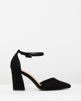 Spurr ICONIC EXCLUSIVE - Terri Block Heels