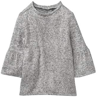 Crazy 8 Bell Sleeve Sweater Top